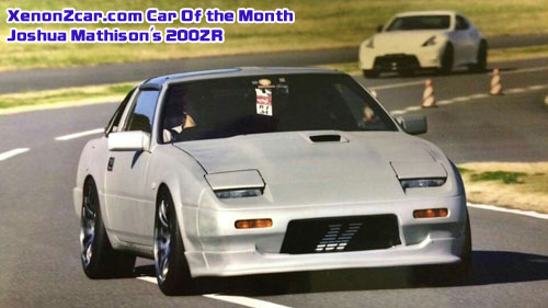 XenonZcar of the month
