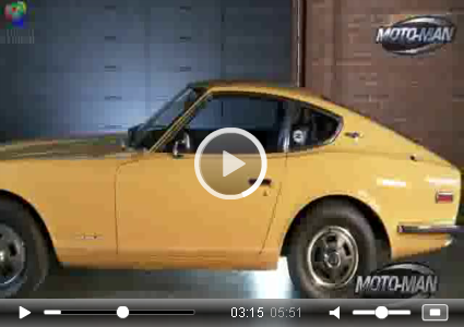 MotoMan - 40 Years of Nissan Z