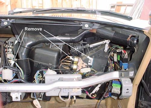 Xenonzcar S130 Automatic To Manual Climate Control Swaprhxenonzcar: 280zx Dash Wiring Diagram At Gmaili.net
