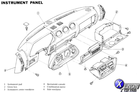 Nissan 280zx Wiring Diagram on nissan 300zx z31 wiring harness