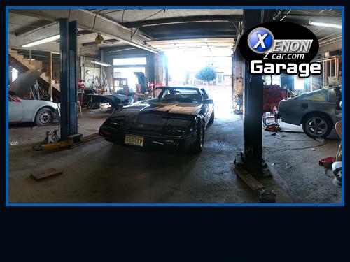 XenonZcar Garage